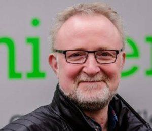 Michael Krutwig, Experte für Fassadenreinigung